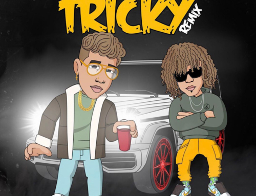 "HOT: Rising Star Andrez Babii Drops ""TRICKY"" Remix with Jon – Z"