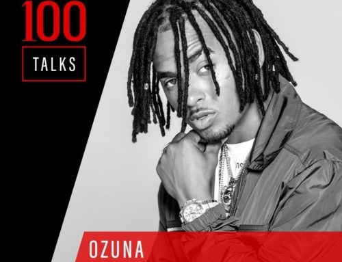 "WATCH: Ozuna Performs ""Despeinada"" for  ""TIME 100 TALKS"" – Acousting Version"