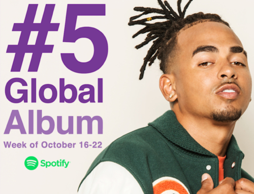Ozuna's New Album 'ENOC' Debuts in Spotify's TOP 5 Global Albums