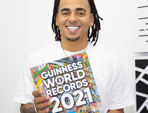 Ozuna Placed On 'Guiness World Record' 2021 Special Edition For Second Consecutive Year (VIDEO)