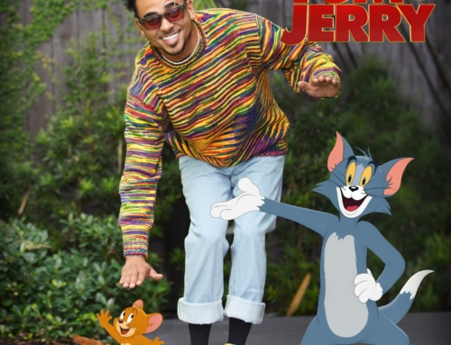 Ozuna shares adorable photo with all-time classic cartoon Tom & Jerry
