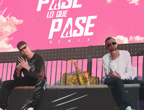 Pre-Save Now: 'Pase Lo Que Pase' official Remix Andrez Babii X Jay Wheeler