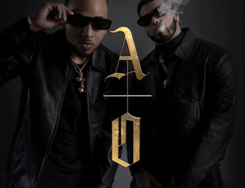 "OZUNA REVEALS OFFICIAL COVER AND RELEASE DATE TO ""LOS DIOSES"" WITH ANUEL AA"