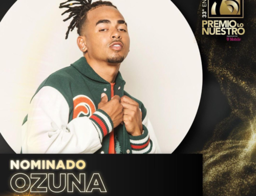 Premio Lo Nuestro Presents Ozuna with 8 Nominations