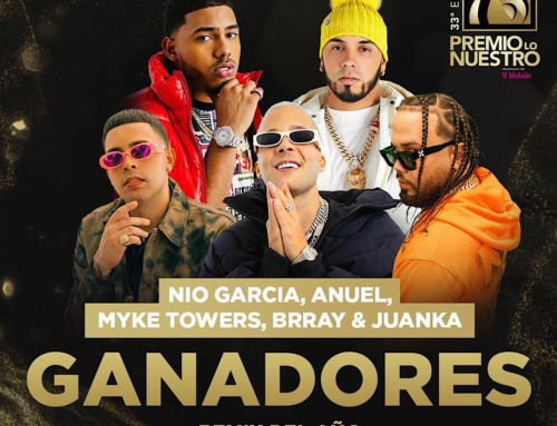 "Big Win for Nio Garcia at Premio Lo Nuestro ""Remix of the Year"""