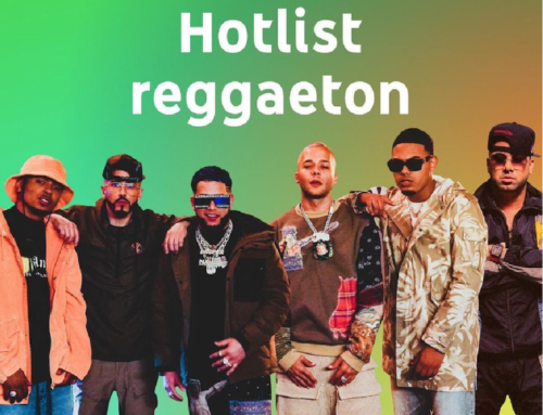 """TRAVESURAS REMIX"" FEATURES ON YOUTUBE'S ""HOTLIST REGGAETON"" PLAYLIST"