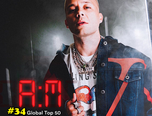 "Nio Garcia's ""AM"" Earns #34 on Spotify's ""Top 50 Global Chart""…And Climbing"
